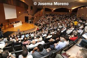 El Paraninfo de la Universidad volverá a ser escenario de una Junta de Accionistas del Alba.