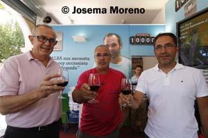 Las tres personas que pueden tener el futuro del Alba en sus manos.